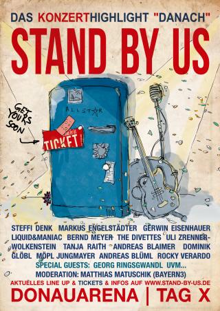 """STAND BY US - Das Konzert """"Danach"""""""